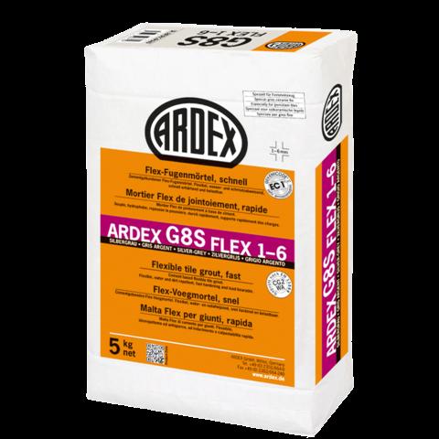 ARDEX G8S FLEX 1-6 dunkel hnědá