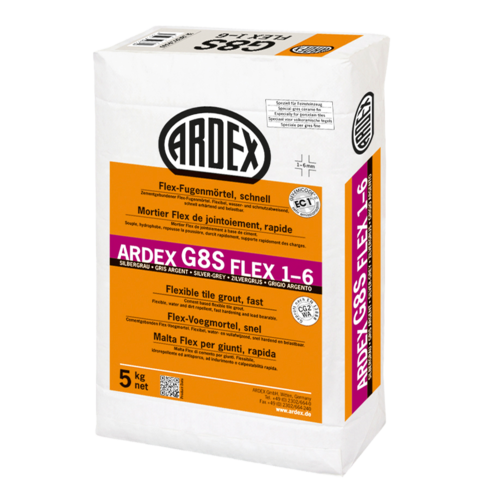 ARDEX G8S FLEX šedá