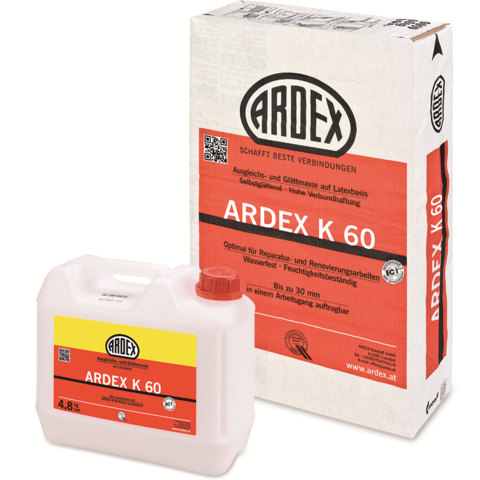 ARDEX K 60 - latexová složka