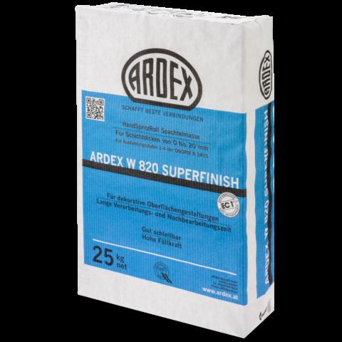 ARDEX W 820 Superfinisch
