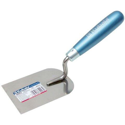 Lžíce nerez (plochá) 100 mm (0904)
