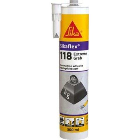 SIKA flex-118 Extr.Grab C49 - konstrukční lepidlo objem 290 ml