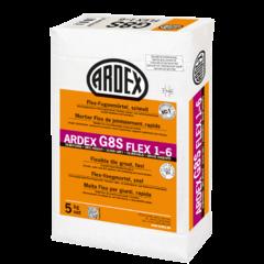 ARDEX G8S FLEX 1-6 šedohnědá