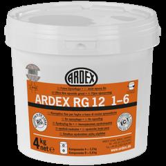 ARDEX RG12 1-6 stříbrošedá balení 4 kg